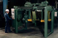 cable wire manufacturing machine
