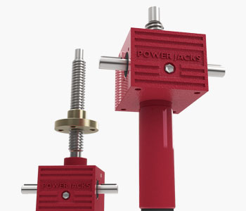 c-series cubic metric screw jacks