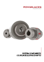 couplings & drive shafts